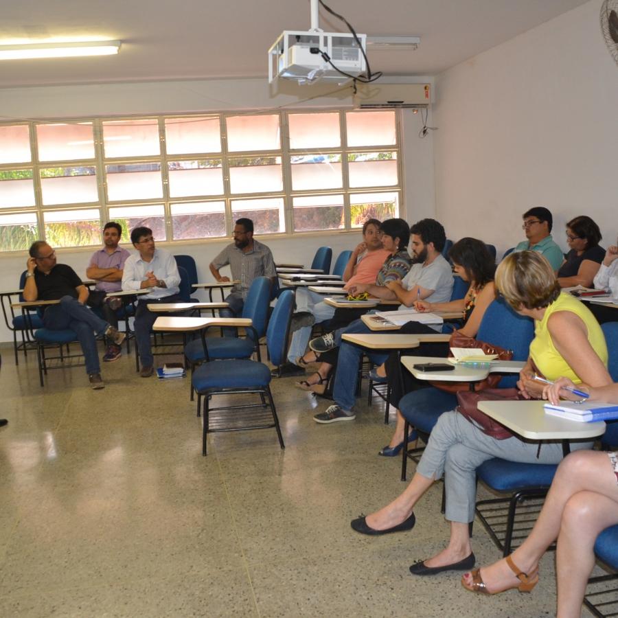 Encontro com gestores das Pós-graduação foto Mateus Hubert Comunicação Unimontes (1)