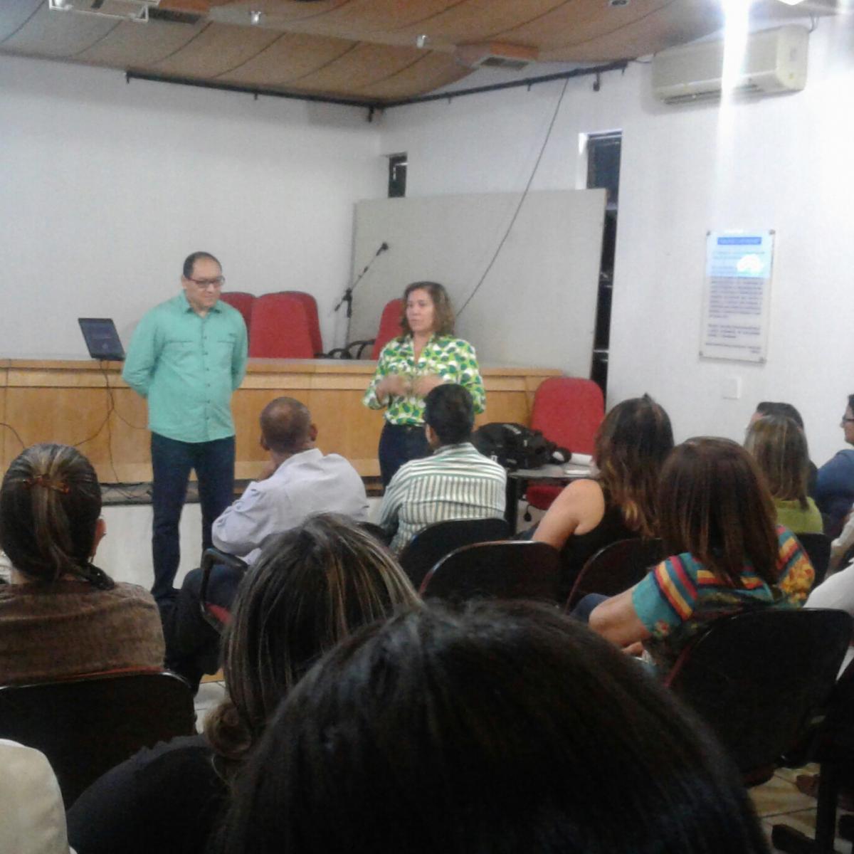 Reunião com Diretores do HUCF foto Ana Maria Santos Comunicação HUCF