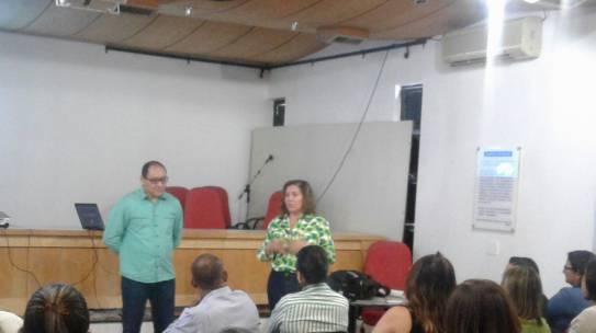 Diretores do Hospital Universitário participam de reunião sobre o processo Estatuinte